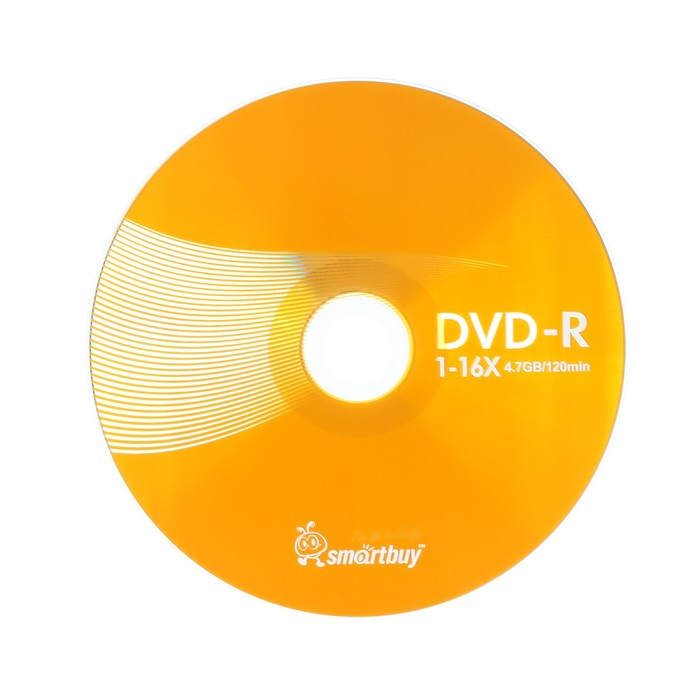 Smart Buy DVD-R 4.7 Gb/16x/Cake box 25